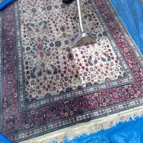 Antique Rug Cleaning